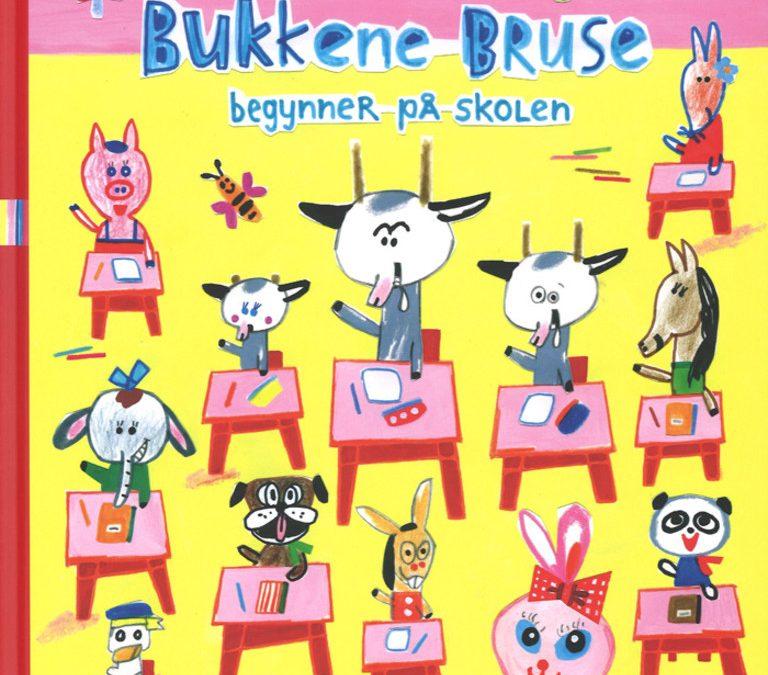 Skolestart for Bukkene Bruse