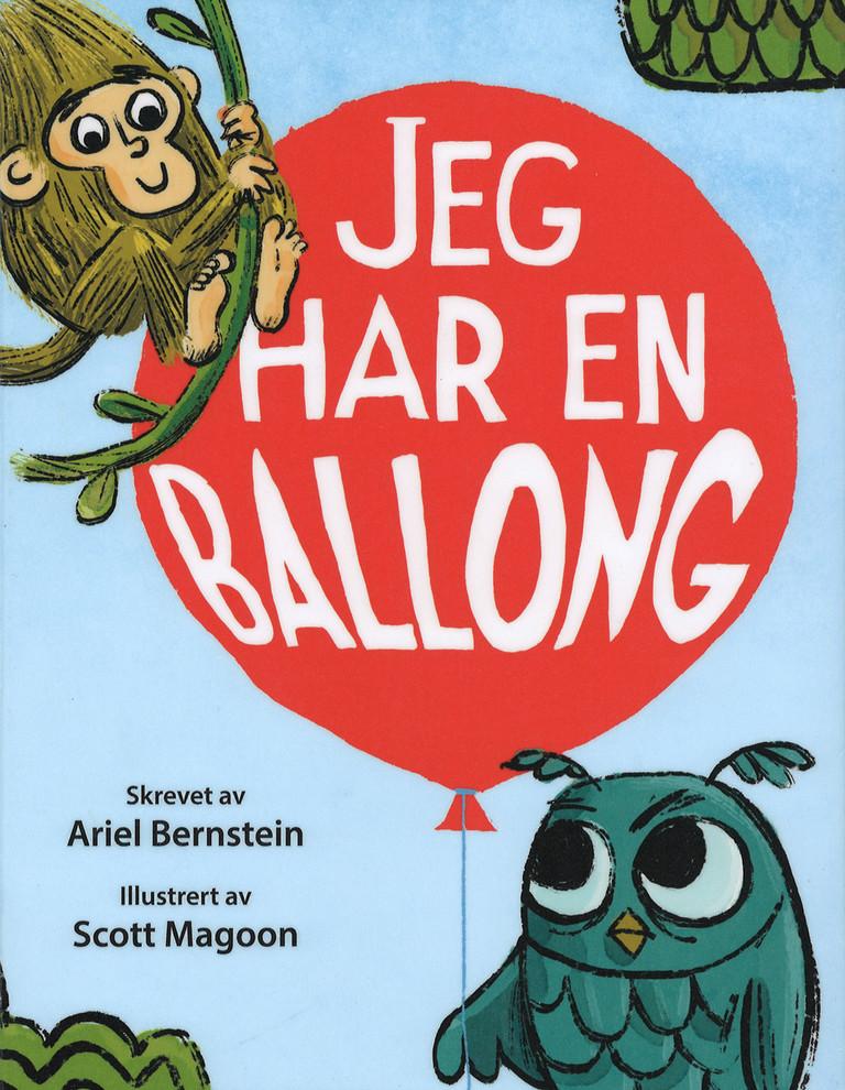 Jeg vil også ha en rød ballong!