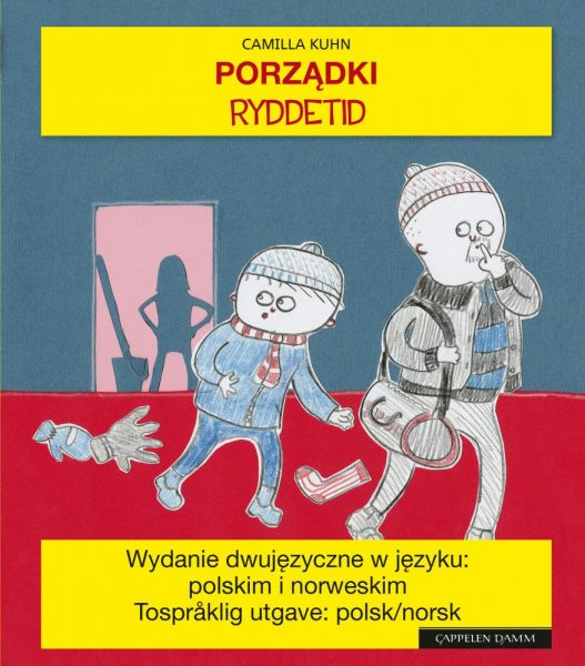 Tospråklig lesestund: polsk og norsk @ Bærum bibliotek Rykkinn
