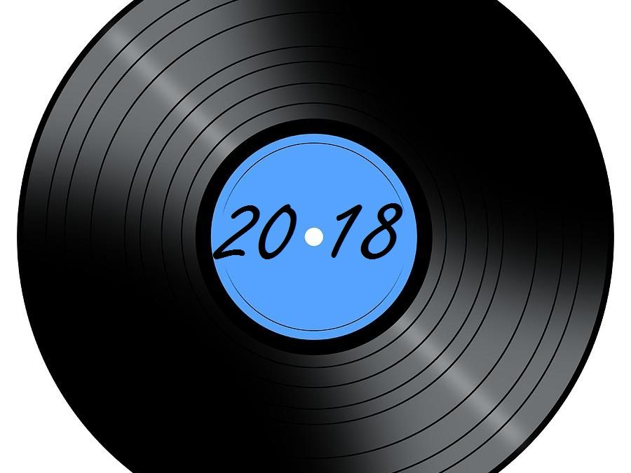 De beste platene fra 2018!
