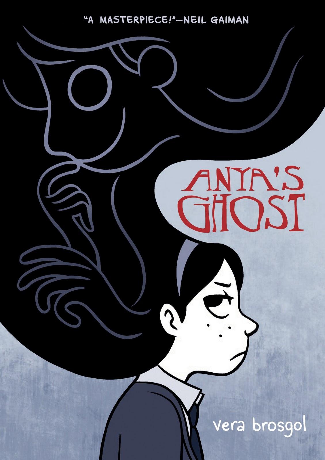 Anya's Ghost av Vera Brosgol