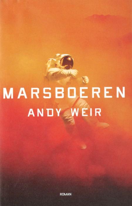 Marsboeren av Andy Weir
