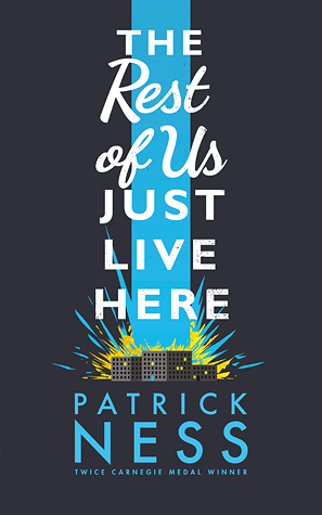 The rest of us just live here av Patrick Ness