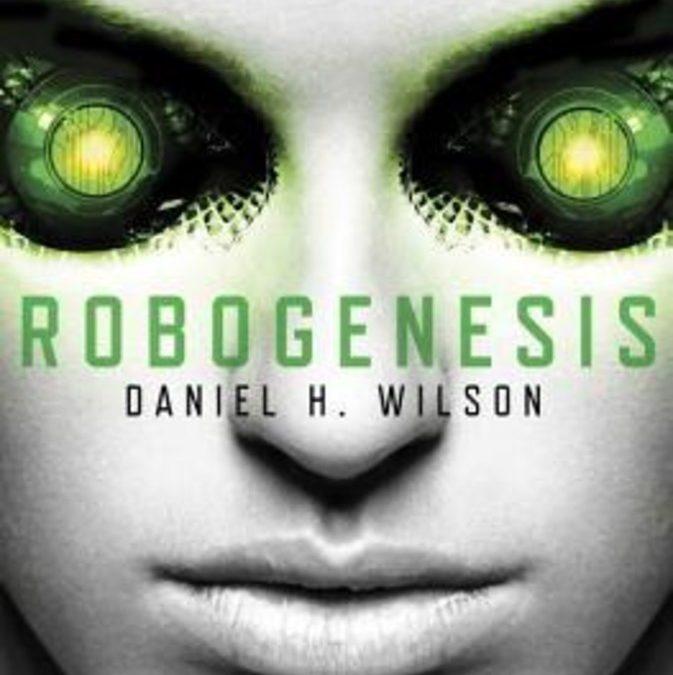 Oppfølgeren til Robopokalypse er her