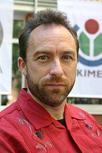 Jimmi Wales, stifter av Wikipedia