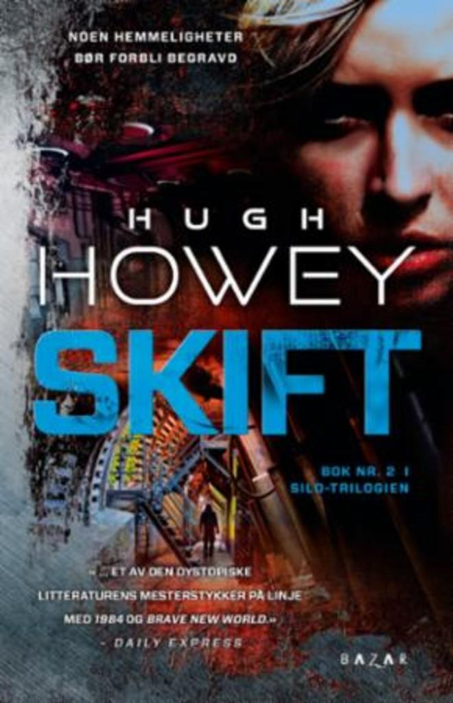 Glimerende oppfølger av Hugh Howey