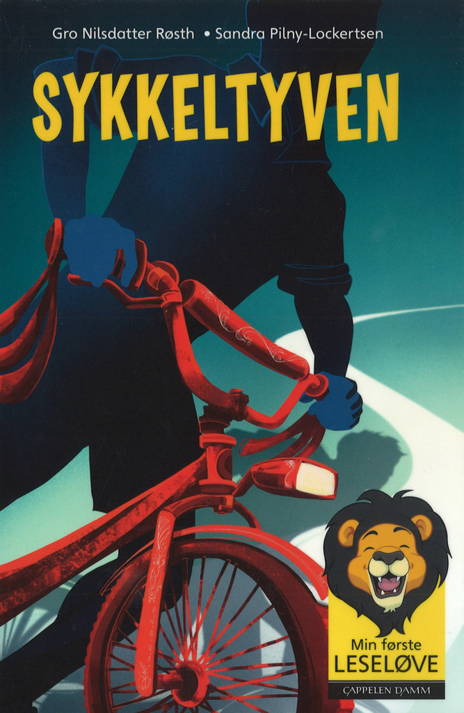 Hvem stjal sykkelen til Sanna?