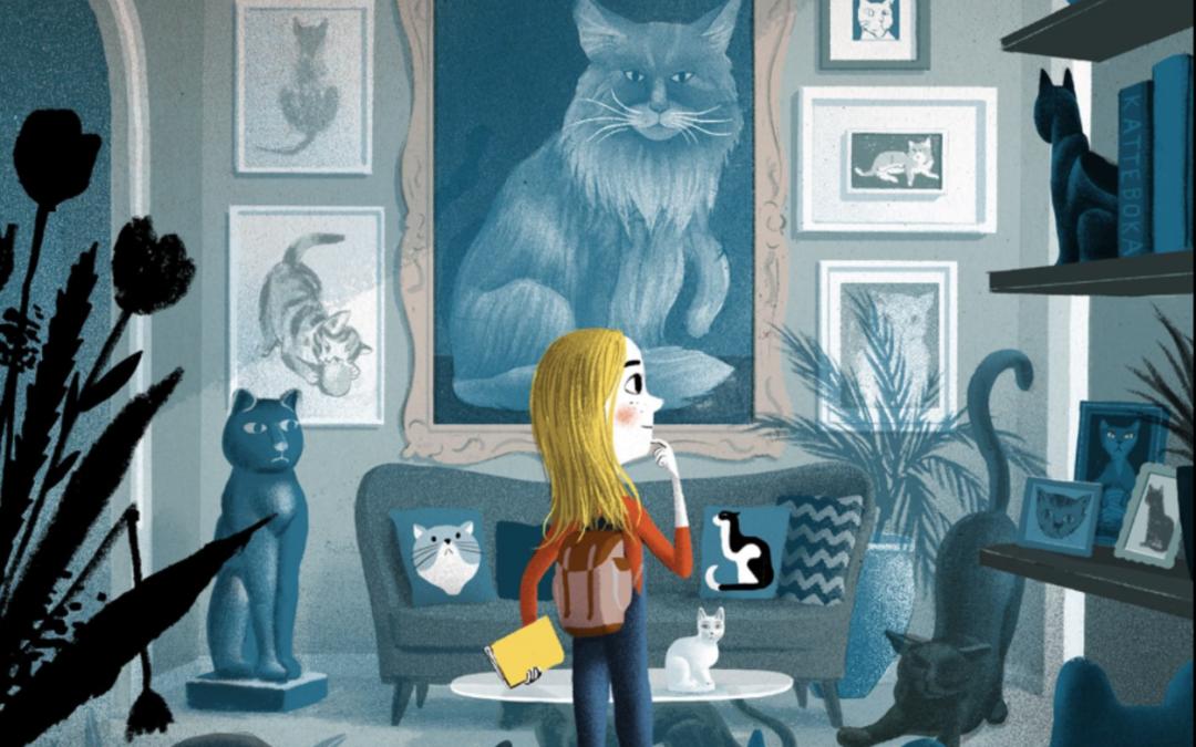 Balthasar Bruns detektivbyrå: Mysteriet med den forsvnne katten