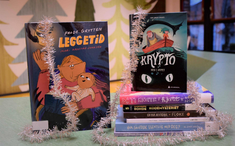 De beste bøkene for barn og unge fra 2020