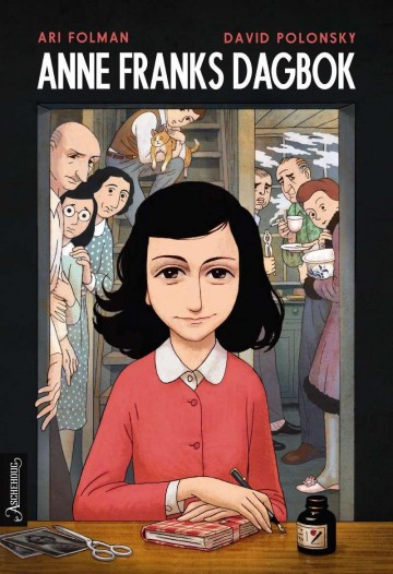Anne Franks dagbok: klassiker i nytt format