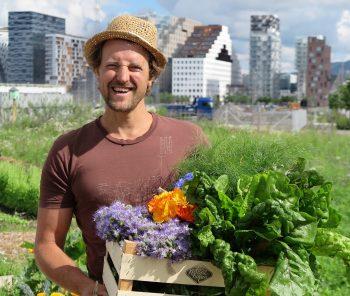 Urban dyrking og Losæter @ Bærum bibliotek, Bekkestua