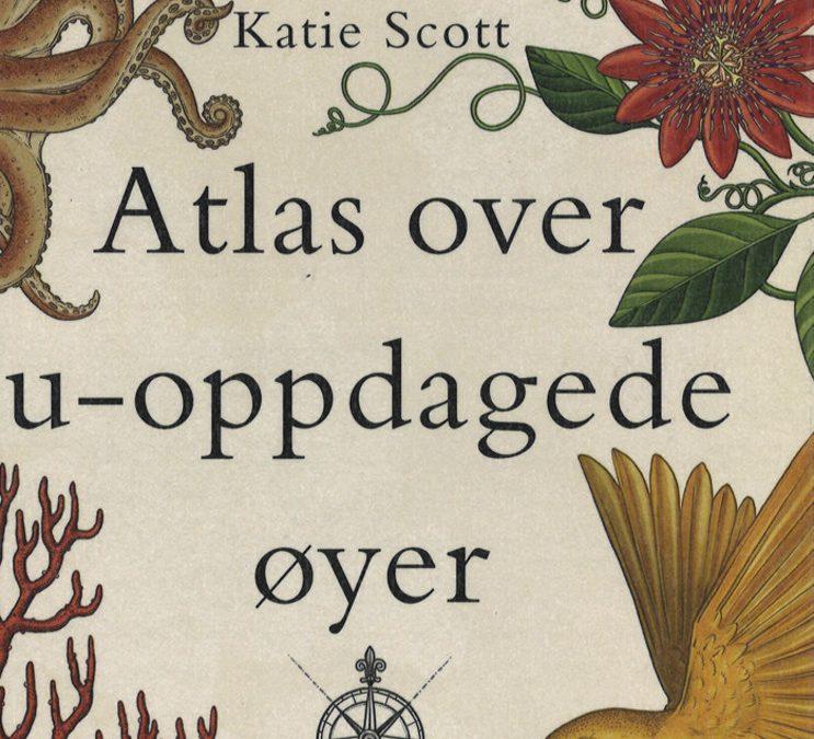 Praktfull bok om mytiske øyer