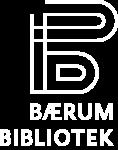 Bærum bibliotek logo