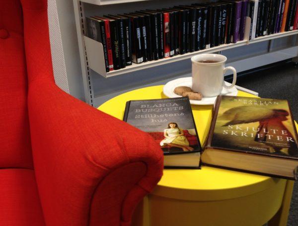 BOKPRAT: litterære godbiter @ Bærum bibliotek Rykkinn