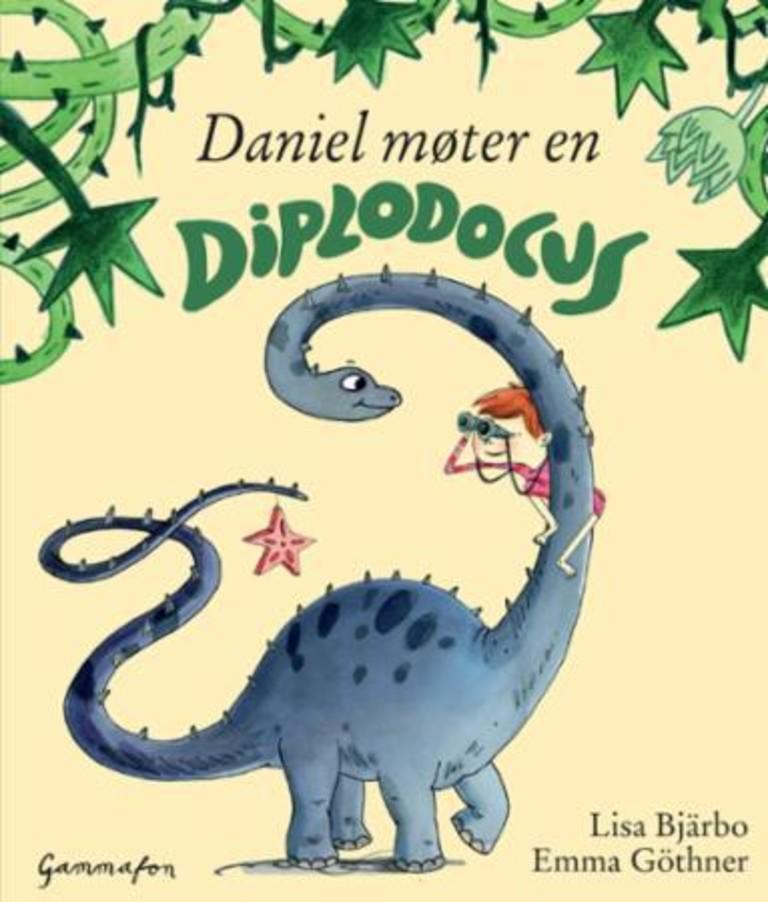 Spennende bildebok om dinosaurer