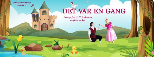 Det var en gang av Liberman Produksjoner @ Bærum bibliotek Rykkinn