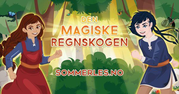Sommerlesfest 2021! @ Kunnskapssenteret i Sandvika