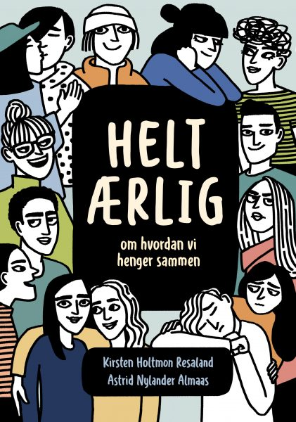 Kunnskap på onsdag: Foredrag om ungdom - livsmestring og mental helse @ Bærum bibliotek Høvik