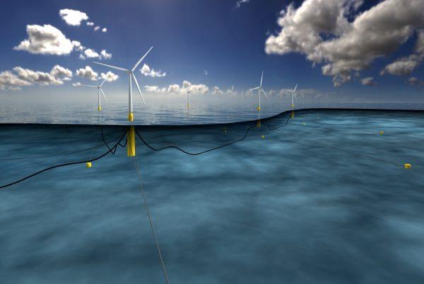 Kunnskap på lørdag: Hva kan flytende vindkraft bety for det grønne skiftet? @ Bærum bibliotek Høvik