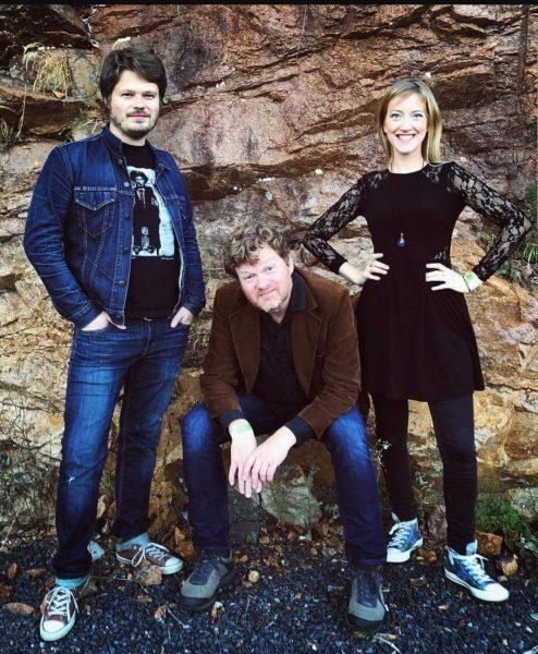 Konsert: Haakon Ellingsen Trio - musikk til tekster av Inger Hagerup @ Bærum bibliotek Bekkestua