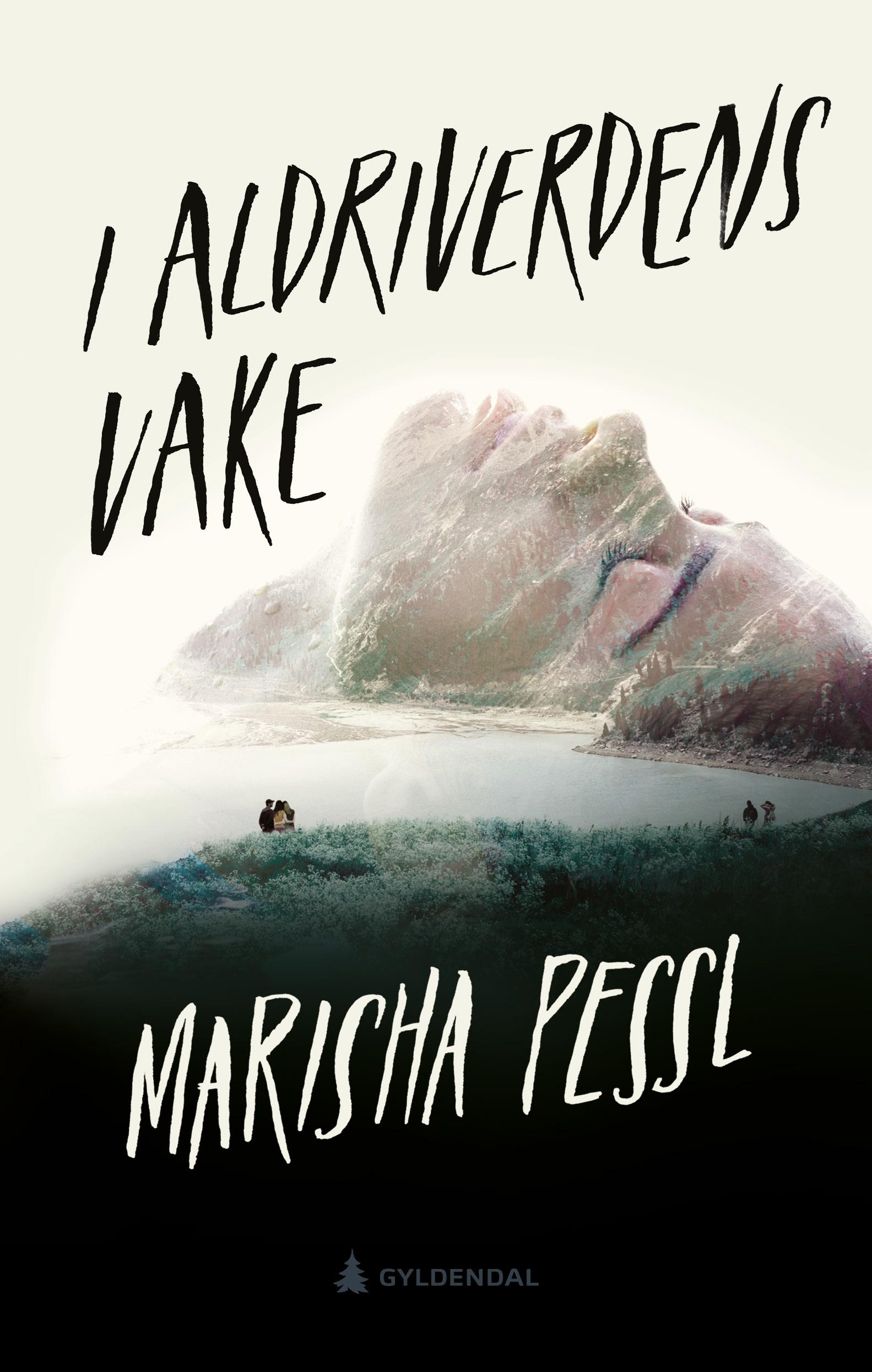 Endelig ny bok av Marisha Pessl!