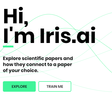 Iris ai Your Science Assistant