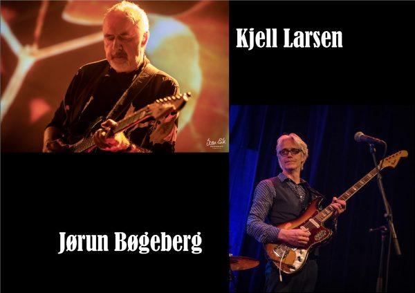 Lørdagskonsert: Kjell Larsen og Jørun Bøgeberg @ Bærum bibliotek Bekkestua