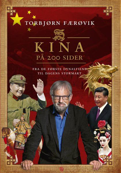 Foredrag: Om Kina av Torbjørn Færøvik @ Bærum bibliotek Bekkestua