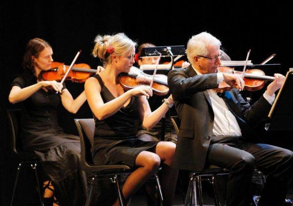 AVLYST!Kammerkonsert ved Bærum symfoniorkester @ Bærum bibliotek Bekkestua