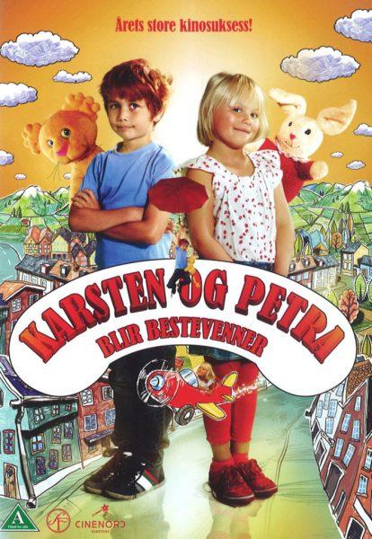 Lørdagskino: Karsten og Petra blir bestevenner @ Bærum bibliotek Rykkinn