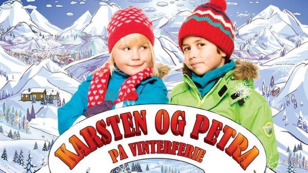 AVLYST! Lørdagskino: Karsten og Petra på vinterferie @ Bærum bibliotek Bekkestua