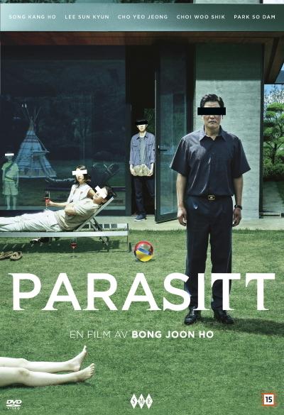 Filmvisning for voksne: Parasitt @ Bærum bibliotek Bekkestua