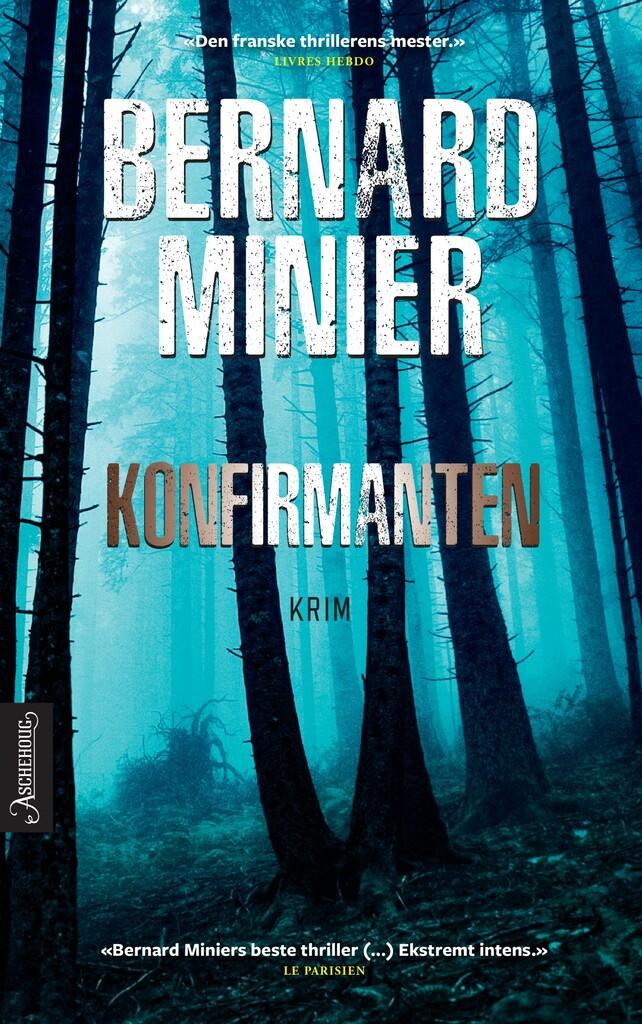 Ny bok fra Frankrikes mestselgende krimforfatter