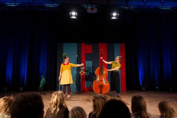 Musikk for barna: Lydforskerne @ Bærum bibliotek Bekkestua