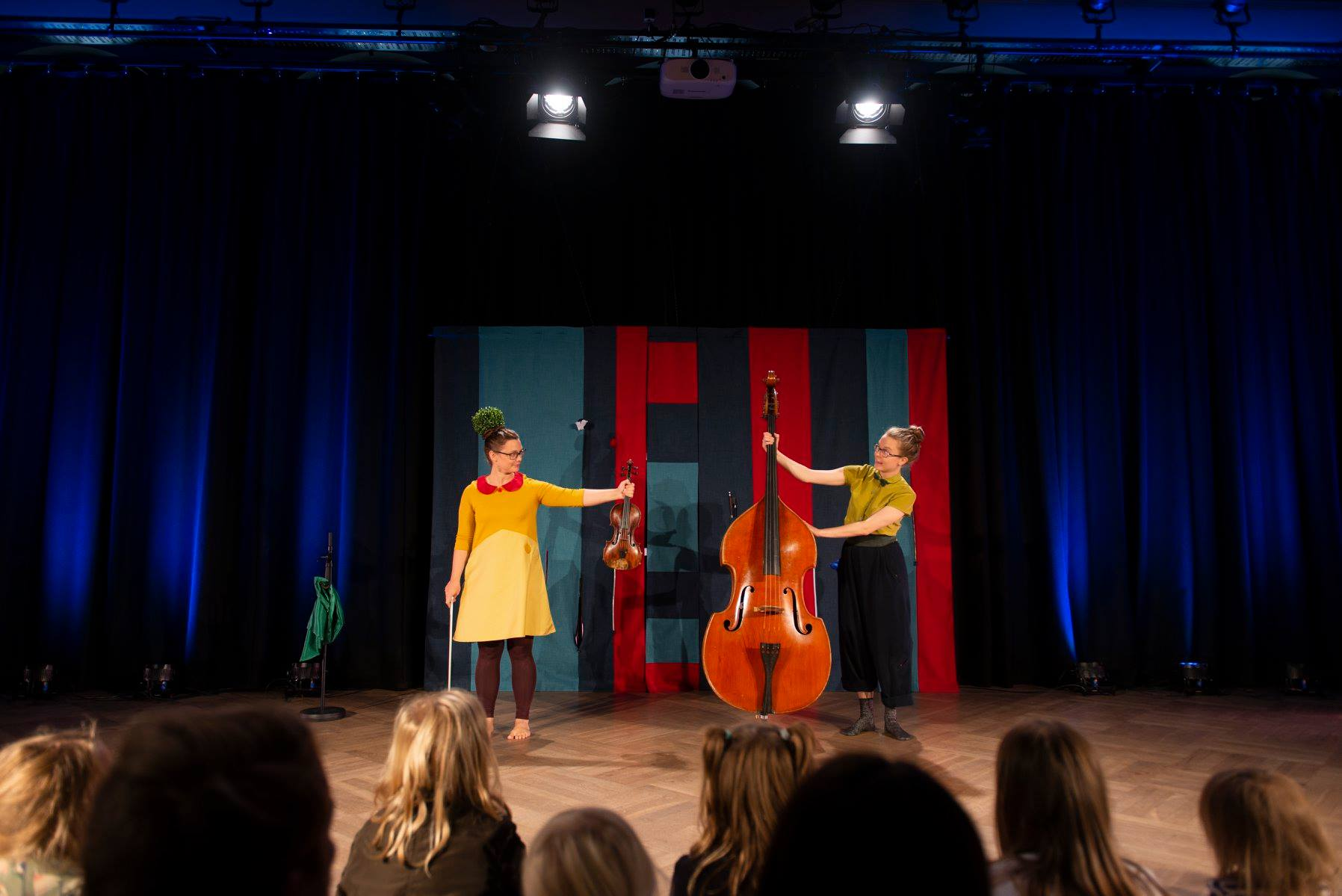 Musikk for barna: Lydforskerne