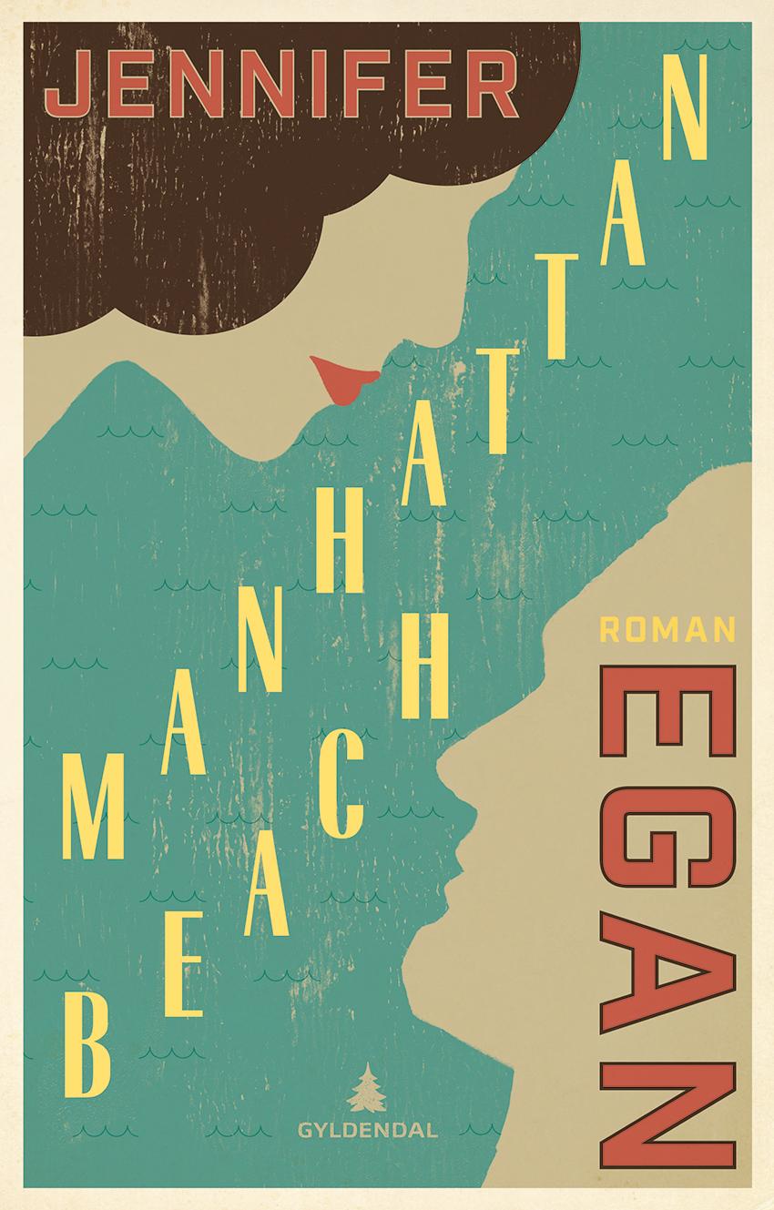 Storslagen roman fra New York på 1940-tallet.