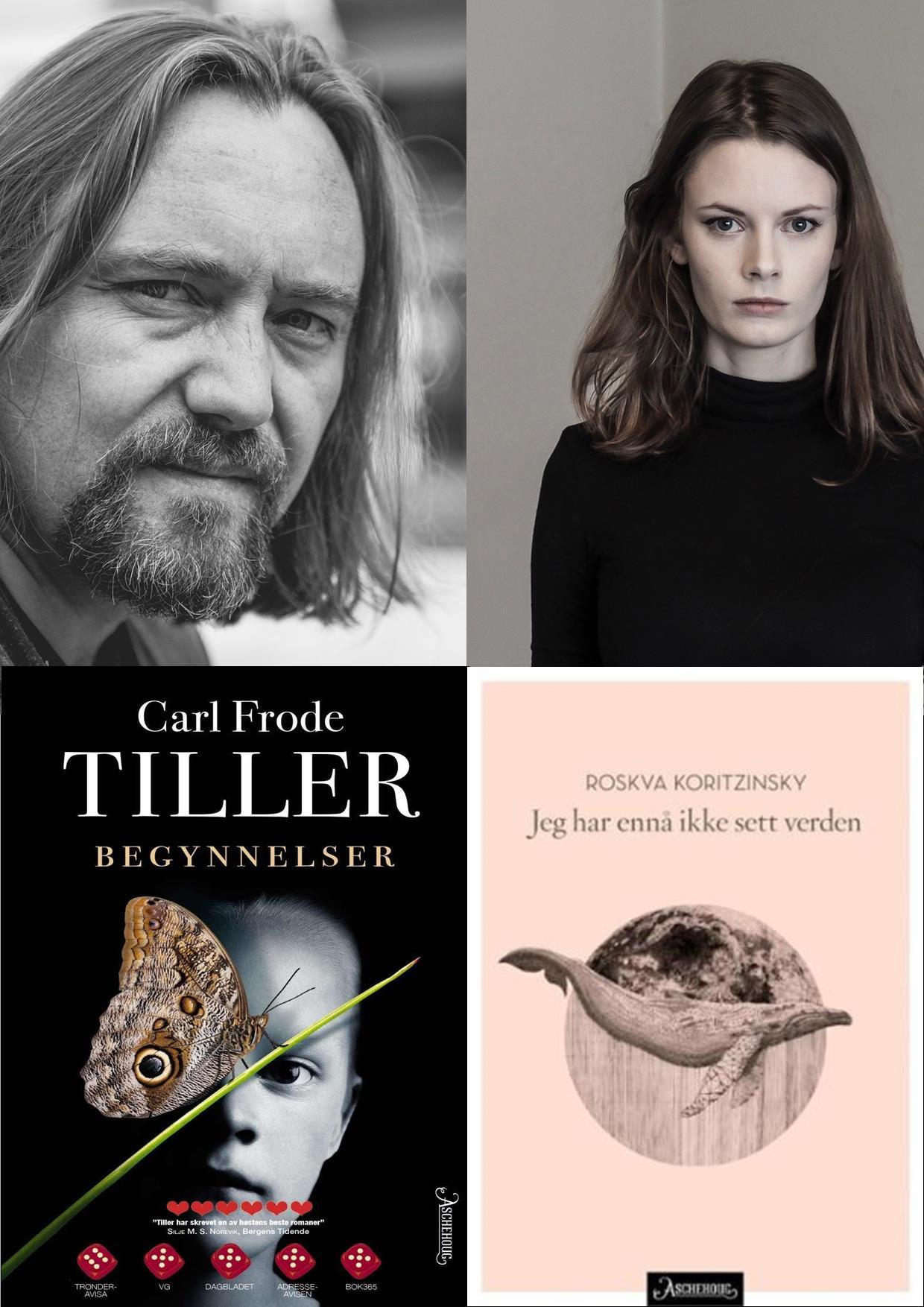 Nordisk råds litteraturpris 2018