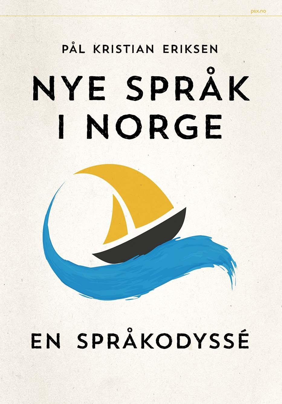 Omslag Nye spraak i Norge