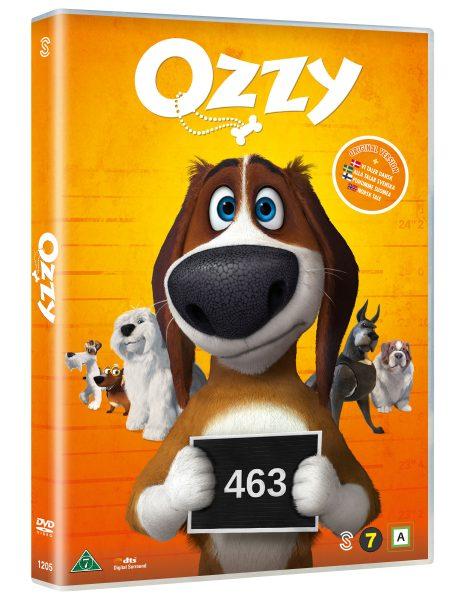Omslag Ozzy