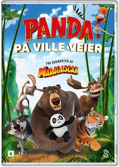 Panda på ville veier