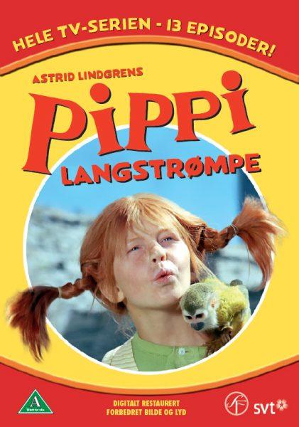 Omslag Pippi Langstrompe