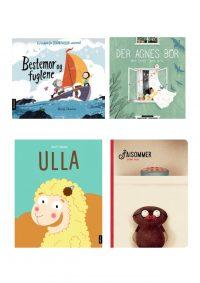 Bildebøker for de yngste
