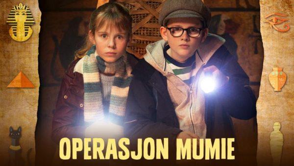 Lørdagskino: Operasjon Mumie @ Bærum bibliotek, Bekkestua
