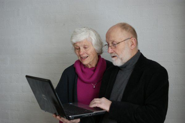 Datahjelp for seniorer @ Bærum bibliotek Bekkestua | Akershus | Norge