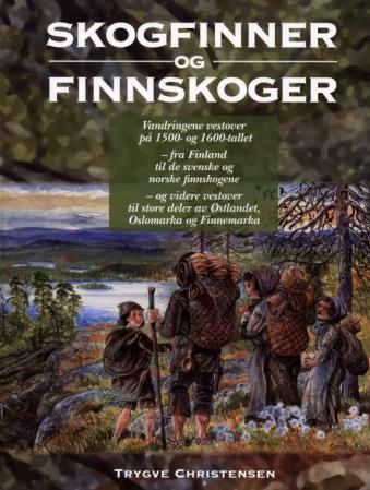 Skogfinner og finnskoger @ Bærum bibliotek, Bekkestua | Akershus | Norge