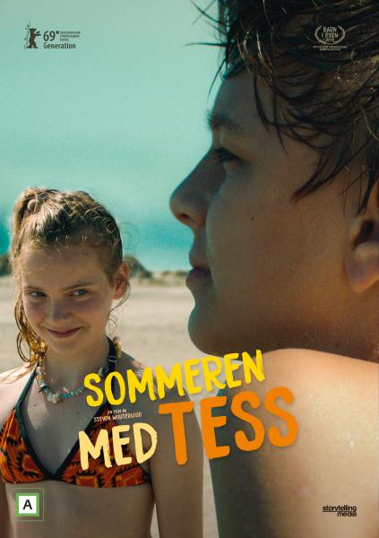 Omslag Sommeren med Tess