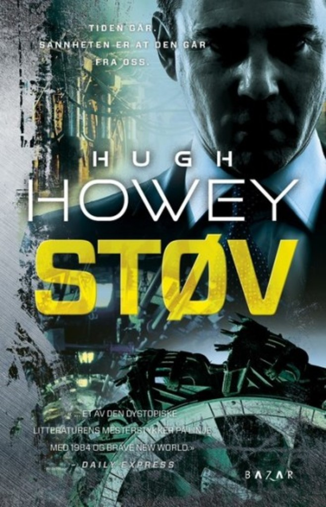 Avsluttende bok i fabelaktig dystopisk serie