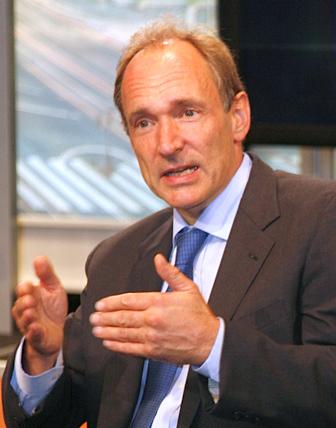 """Det viktigste som har skjedd siden sist er Tim Berners-Lees initiativ om et """"nytt"""" internett."""