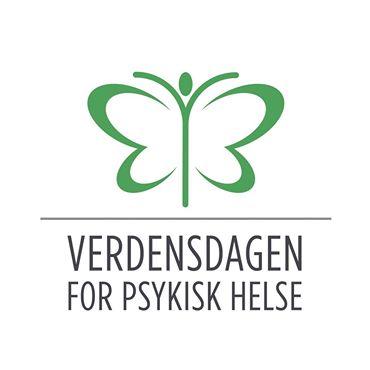 Logo Verdensdagen for psykisk helse