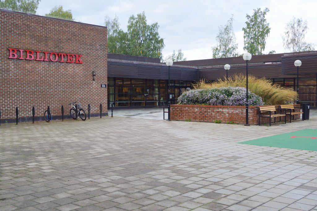 Bærum bibliotek Bekkestua holder likevel åpent mandag 21. oktober